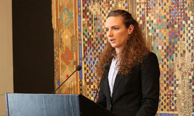 Hosszú Katinka nem megy el a díjátadóra, de találkozik a MOB-elnökkel