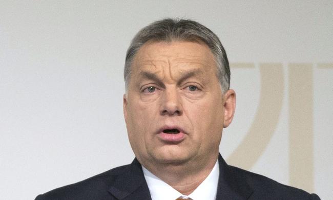 A lengyel kormánypárt elnökével találkozott Orbán Viktor