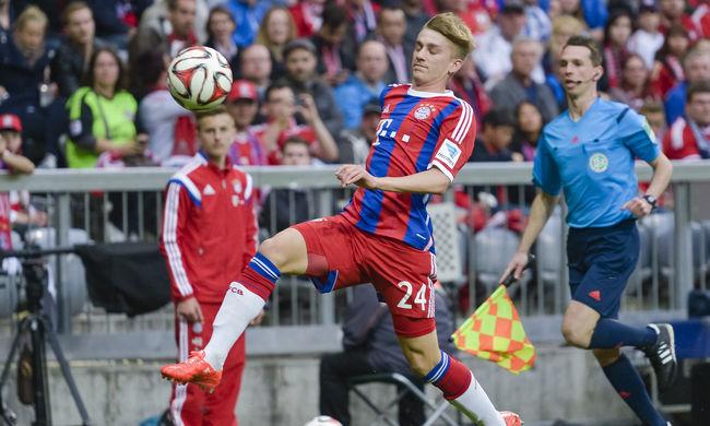 A Bayernből igazol fiatal tehetséget Dárdai Pál csapata