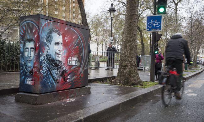 Egy éve volt a Charlie Hebdo-merénylet
