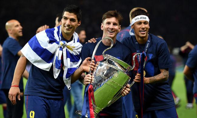 Messi negyedmilliárd fontot ér