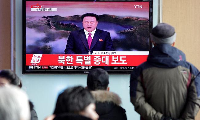 Sikertelenül robbantott Észak-Korea, Dél-Korea szerint