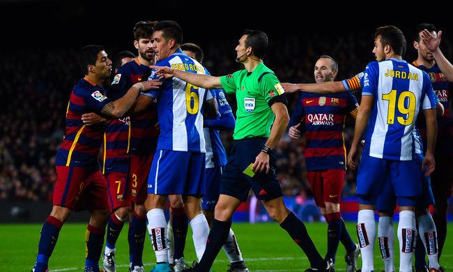 Háború Barcelonában: taposás, üvöltözés, halálos fenyegetés