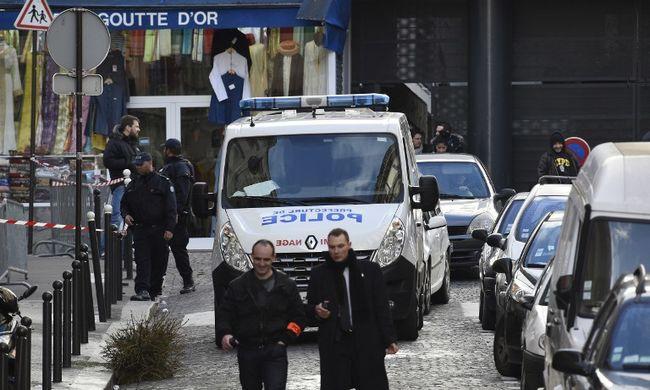 Újabb párizsi támadás: vizsgálják, hogy miért akart késelni a férfi