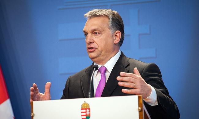 Orbán Viktor az EU-csúcson: a magyar álláspontot tartani kell