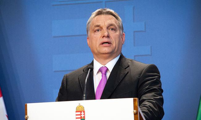 Orbán Viktor rendkívüli bejelentése: legyen népszavazás a kvótáról