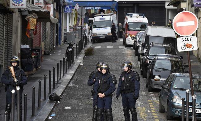 Újabb terrortámadás Párizsban: azt kiabálta a támadó, hogy Allah akbar