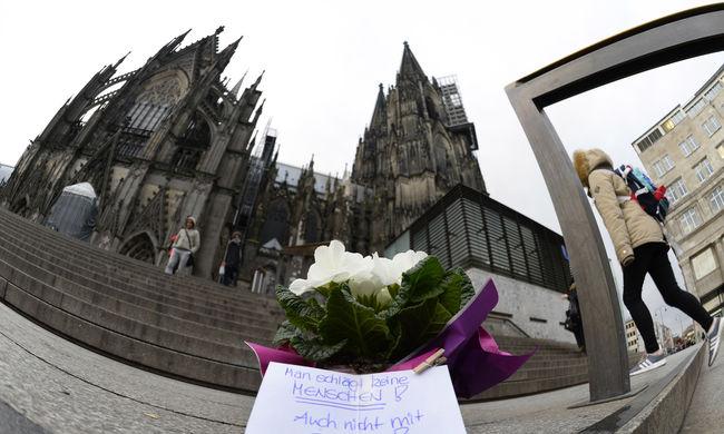 Kölni molesztálás: megvan az első vádemelés szexuális erőszak miatt