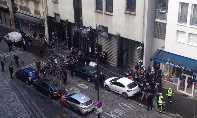 Azonosították a párizsi késes támadót