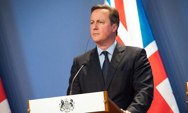 """""""Mindent beleadtam"""" - ezt mondta David Cameron lemondása után"""