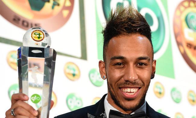 A Dortmund sztárja lett Afrika legjobb focistája