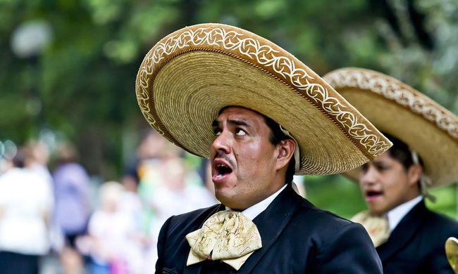 Drogháború: egyre kevesebb a férfi Mexikóban
