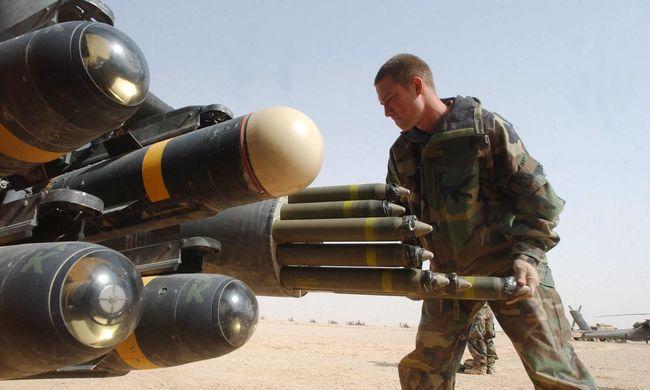 Megkerült az eltűnt rakéta - Amerika aggódik, hogy továbbadják a technológiát