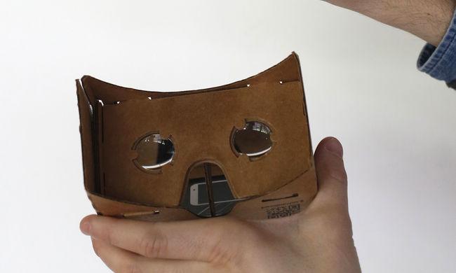 Kisbaba életét mentette meg a 3D-s szemüveg - videó