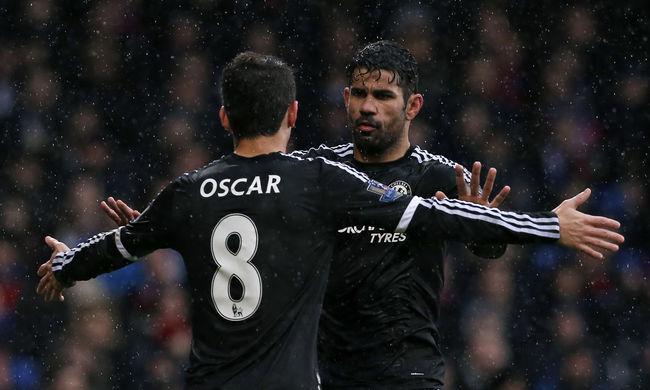Összeverekedett két játékos a Chelsea edzésén