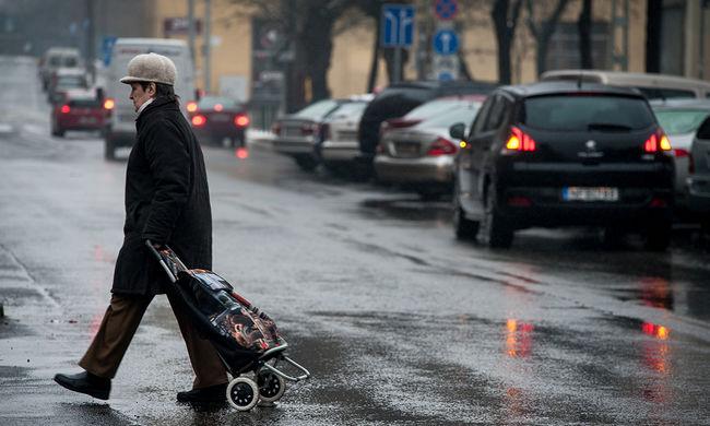 Az egész országra riasztást adtak ki: eddig kínoz még minket az ónos eső