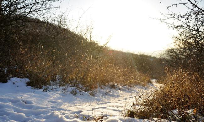 Újra jön a hó, 20 fokkal is hidegebb lehet