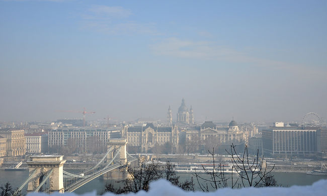 Így várta a hétvégét Budapest - galéria
