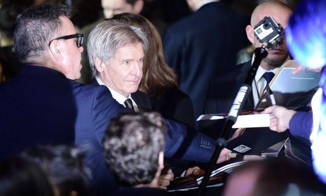 Harrison Ford a jegypénztárak királya lett az új Star Wars-filmmel