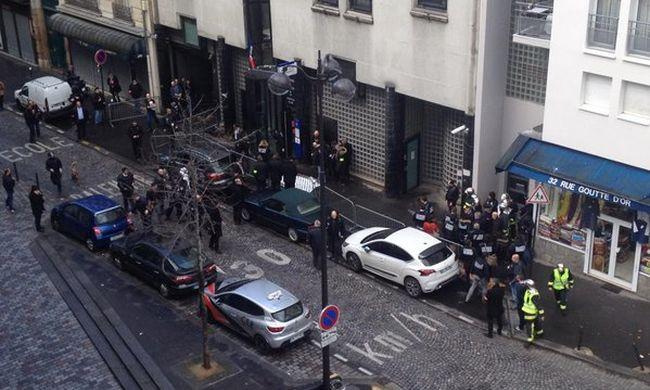 Egyedül támadott a párizsi rendőrkapitányságnál lelőtt késelő