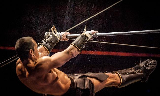 Szédületes magasságok, látványos mutatványok - ilyen a Budapesti Cirkuszfesztivál