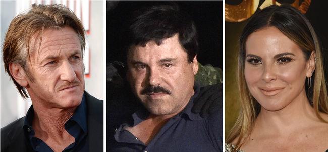Sean Pennt megfigyelhették, videó a drogbáró elfogásáról