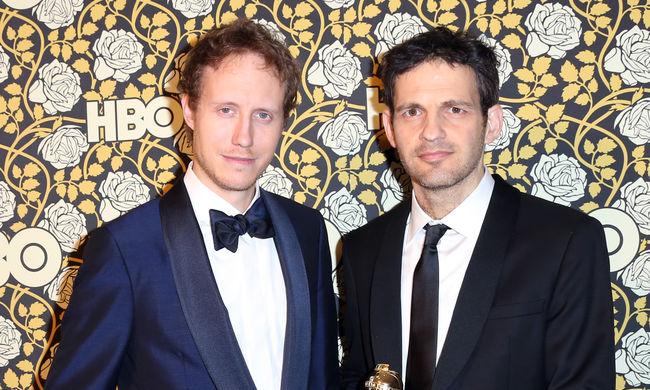 A Saul fia és a Golden Globe - képgaléria