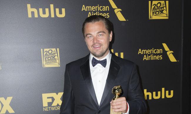 Golden Globe: DiCaprióval és Matt Damonnal együtt díjazták a Saul fiát