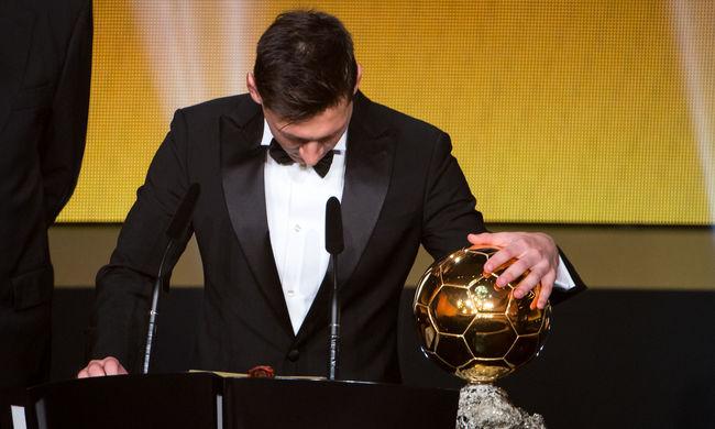 Többek szerint Messinél és Cristiano Ronaldónál is volt jobb focista 2015-ben