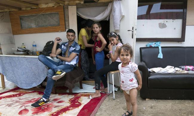 Franciaországban több mint 11 ezer romát lakoltattak ki