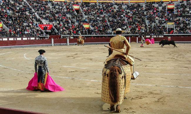 """""""Siessetek, haldoklom"""" - a közönség előtt vesztette életét a matador"""