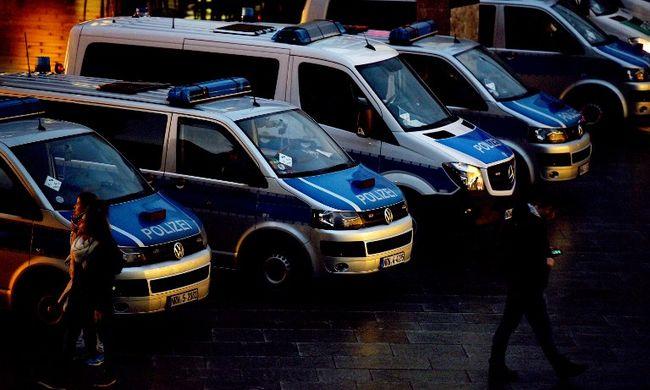 Nincs közük a merényletekhez a Németországban elfogott férfiaknak