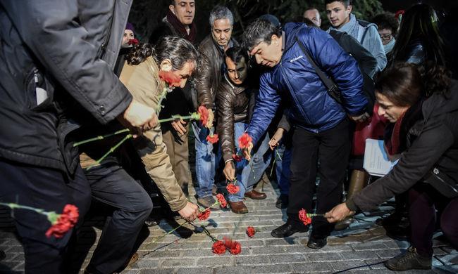 Isztambuli robbantás - újabb négy embert vettek őrizetbe