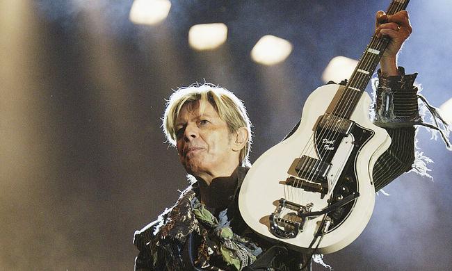 Felkészült a halálára David Bowie