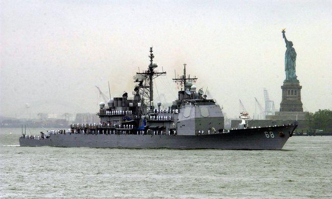 Szabadon engedte Irán az amerikai tengerészeket