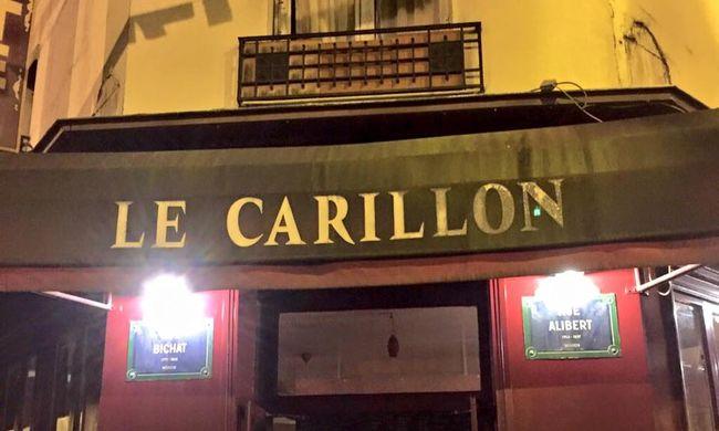 Kinyitott a párizsi bár, ahol 9 embert öltek meg