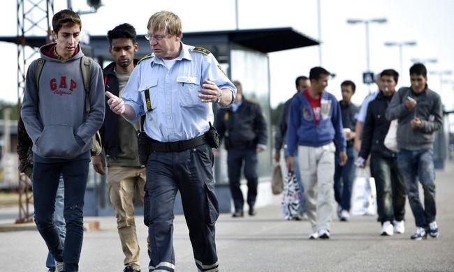 A dán nőket is zaklatják a migránsok
