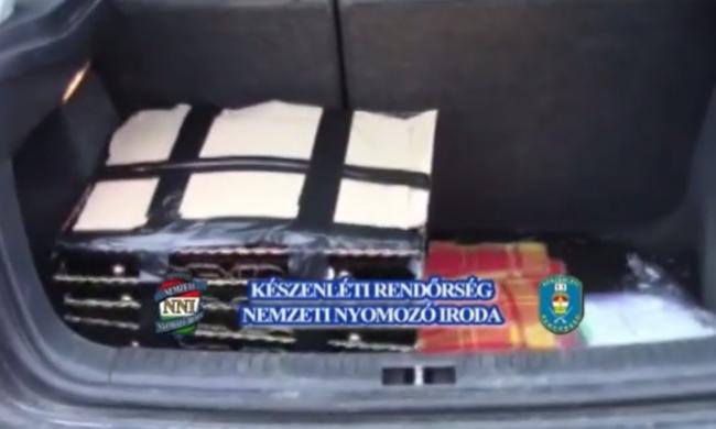 40 milliónyi kábítószert rendeltek postán Budapestre - videó