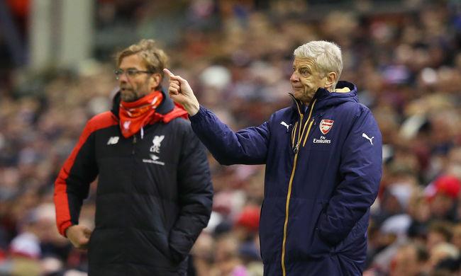 Remek meccsen játszott döntetlent az Arsenal és a Liverpool - videó