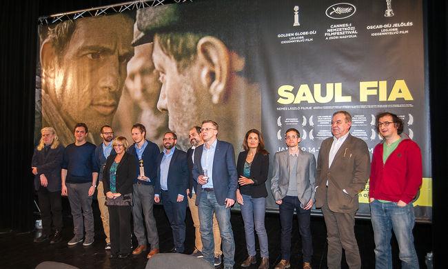 A Saul fiával nyit majd a 2. Magyar Filmhét