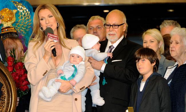 Céline Dion az első dalát adja ki férje halála óta