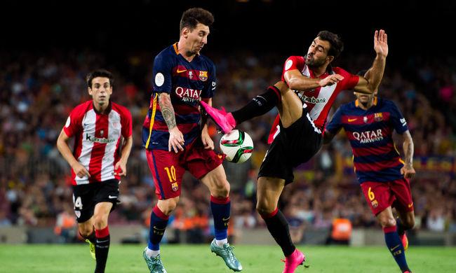 Sorsoltak a spanyol kupában, megismétlődik a tavalyi döntő