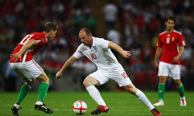 Angliával játszhat a magyar válogatott