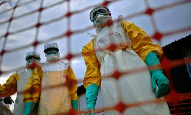 Ebola: hatásos az orosz védőoltás