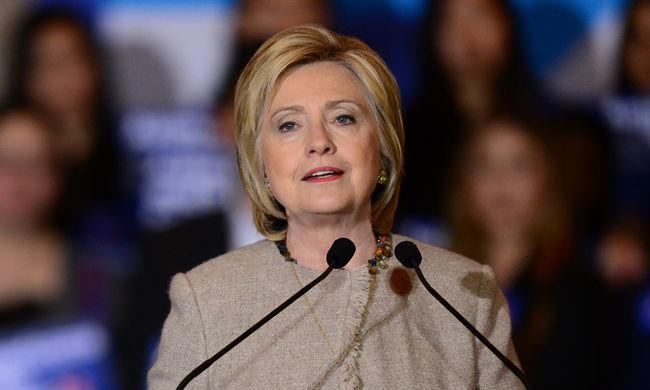 Email-botrány: fellélegezhet Hillary Clinton