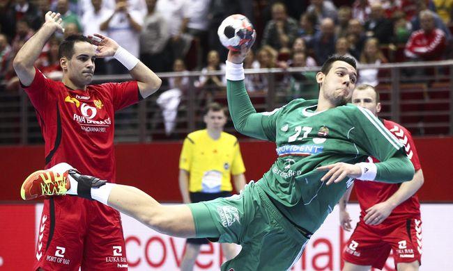 Kézilabda EB: megnyerte első meccsét a magyar válogatott
