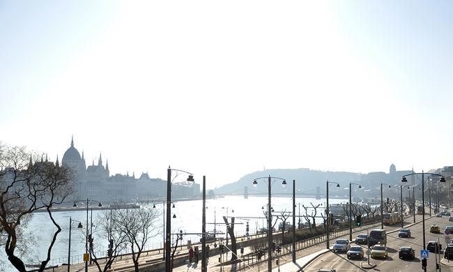 Hónapokig tartó közlekedési káosz vár Budapestre