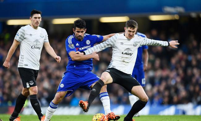 A 98. percben egyenlített a Chelsea, egyelőre élen a Manchester City - videók