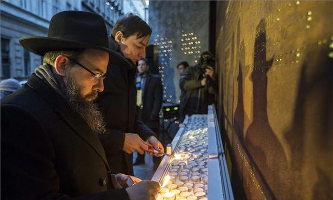 EMIH-megemlékezés: amíg létezik kirekesztés, a holokauszt áldozatainak van érvényes üzenete