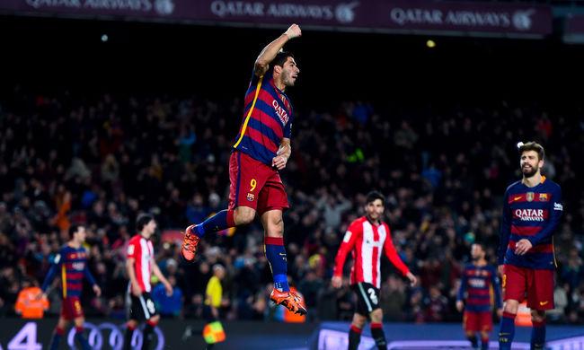 6-0-ra verte a Barcelona a Bilbaót, Messit le kellett cserélni